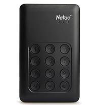 朗科 Netac 移动硬盘 K588 1TB (墨黑) USB3.0
