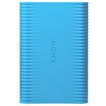 索尼 SONY 移动硬盘 HD-SP1 1TB (湖蓝色) USB 3.0