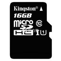 金士顿 Kingston TF存储卡 SDC10G2 16GB UHS-I Class10-80M/S