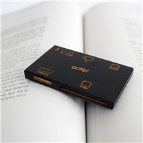安尚 actto 多功能读卡器 CRD-14
