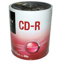 索尼 SONY 光盘 100片/筒 CD-R 48X 700MB