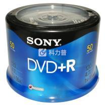 索尼 SONY 光盘 50片/筒 DVD+R 16X 4.7G