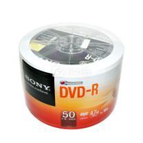 索尼 SONY 光盘 50片/筒(环保装) DVD-R 16X 4.7G
