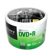 索尼 SONY 光盘 50片/筒(环保装) DVD+R 16X 4.7G