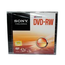 索尼 SONY 光盘 DVD-RW 2X 4.7G (单片装)