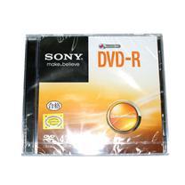 索尼 SONY 光盘 4.7G 单片装 DVD-R 16X