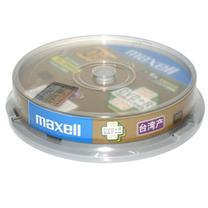麦克赛尔 maxell 光盘 10片/筒 DVD+R DL 8X 8.5G