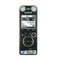 索尼 SONY 数码录音笔 ICD-SX1000 16G 16GB (黑色)