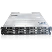 戴尔 DELL 磁盘阵列 PowerVault MD3800f 600GB*2 双控2U 16G光纤通道
