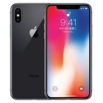 苹果 Apple 手机 MQA82CH/A iPhone X 256G 中信银行链接 (深空灰)