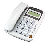 宝泰尔 BOTEL 电话机 T180 (白色 ) 带分机口