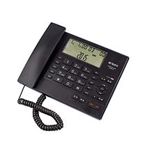 晨光 M&G 高档型商务电话机 AEQ96758 (黑色)