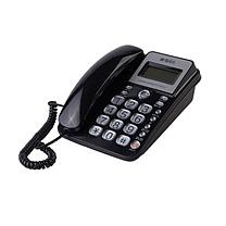 晨光 M&G 标准型经典水晶按键电话机 AEQ96754 (白色)