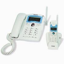 飞利浦 PHILIPS 无绳子母电话机 TD-6816 (白色)