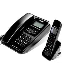 飞利浦 PHILIPS 电话机 DCTG182 (黑色) 赠一年质保