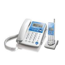 步步高 BBK 无绳子母电话机 W76/HWCD007(76)TSD (白色)