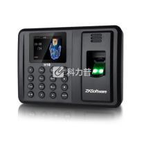 中控 ZKTeco 彩屏指纹考勤机 H10