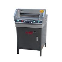 金典 GOLDEN 电动大幅面切纸机 GD-QZ460  手动推纸电动压纸 裁切厚度4cm