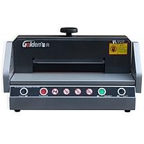 金典 GOLDEN 电动切纸机 QZ330 A4台式桌面裁纸机