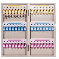 得力 deli 安全实用钥匙管理箱(48位)三排设计 9323 (48位)三排设计