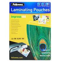 范罗士 Fellowes 塑封膜 Laminating film 53512 A3 100mic(10丝)  100张/包