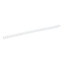 派申 SINPAID 装订铁圈 14.3mm (白色) 100根/盒