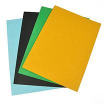 优玛仕 U-mach 装订封面 A4 (深蓝色) 100张/盒 230g皮纹纸