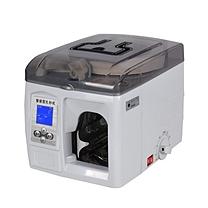 优玛仕 U-mach 捆钞机 U-502 (象牙白色) 扎钞速度:1.5秒/道