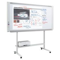 普乐士 PLUS 普通纸彩色书影合成型电子白板 C-20W  (含HP喷墨打印机)