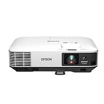 爱普生 EPSON 投影机套餐包 CB-2155W  (5000/WXGA/15000:1)主机+欧叶120英寸16:10电动遥控幕+汉王翻页笔+吊架+线材+安装