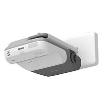 爱普生 EPSON 投影机套餐包 CB-685W(3500/WXGA/超短焦)  主机+吊架+线材+安装