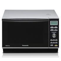 松下(Panasonic) 微波炉 微波烤箱一体机 27L(银色) NN-GF599M