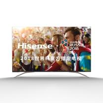 海信 Hisense 55英寸智能网络4K电视 HZ55U7A 底座、普通挂架二选一(含标准安装);特殊墙体、墙面、配件及安装费,请询客服