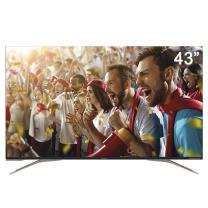 海信 Hisense 43英寸智能高清4K电视 HZ43U7N 底座、普通挂架二选一(含标准安装);特殊墙体、墙面、配件及安装费,请询客服