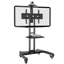 国产移动式支架 AVA1500-60-1P (黑色) 适用于32~65英寸电视机