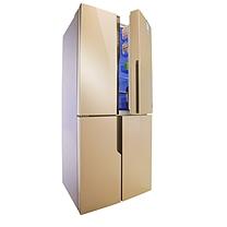 海信 Hisense 电冰箱 BCD-459WTDVBPI/Q (金色)