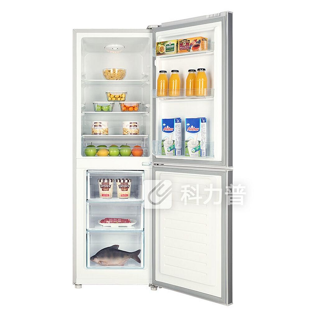海尔haier 冰箱 bcd.