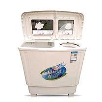 澳柯玛 Aucma 双桶半自动洗衣机 XPB80-3128S  8公斤