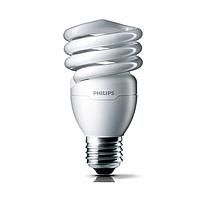 飞利浦 PHILIPS LED螺旋灯泡 12W E27 6500K  12只/箱