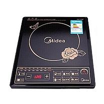 美的 Midea 电磁炉 HK2002 (黑色)