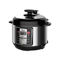 美的 Midea 电压力锅 PCS5011HM (黑色)