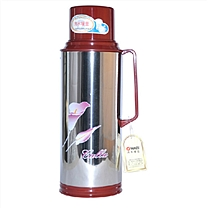 清水 热水瓶 3162 (深红) 2L