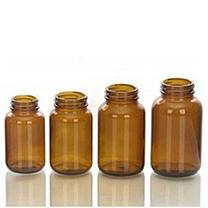 国产 500ml 高硼硅棕色广口试剂瓶(棕色)