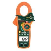 美国EXTECH 红外测温交直流钳形表 EX830 (橙色)