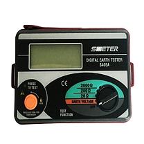 艾斯米特 SMETER 接地电阻测试仪 S405A 105×158×70mm S405A 105×158×70mm