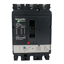 施耐德电气 NSX100N TM32D 32A 3P 手动 固定式 塑壳配电保护断路器 LV429845 (DC)