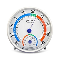 美德时 机械式温湿度表 TH-101B (蓝色)