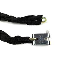 国产 山地车防盗环形链条锁加长锁  (新老包装交替以实物为准)
