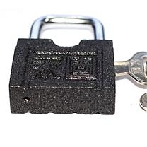 永固 铁挂锁 20MM  (10个起订)