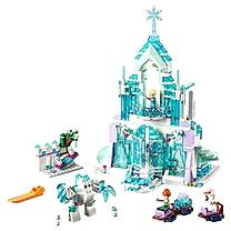 乐高 女孩系列 艾莎的魔法冰雪城堡 41148  (封箱编码损坏后不接受退货)